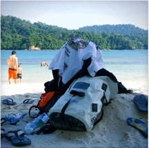 Dry Tank DX 40L - Splash at Langkawi Island