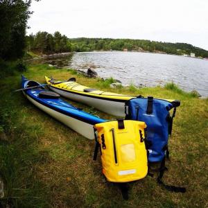 Dry Tank DX range for Kayak